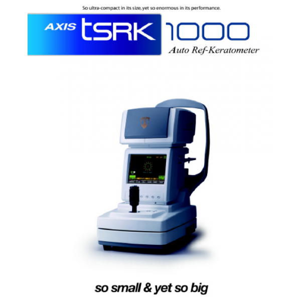 Auto Ref Keratometer TSRK